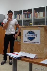 Toastmasters Torino - Parlare in Pubblico