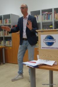 Toastmasters Torino Parlare in Pubblico