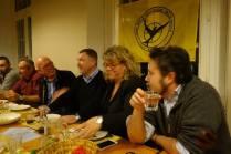 Una serata tra gli amici Toastmasters e LAC