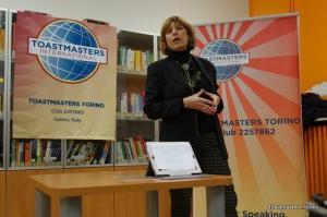 Silvia Ramasso, Neos Editore S.r.l. Parlare in pubblico Torino